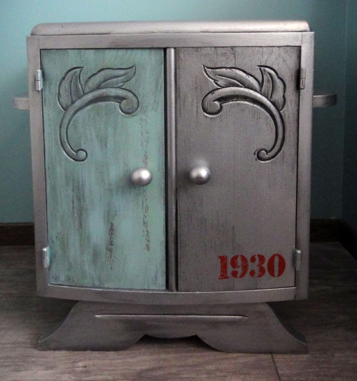 Meubles art deco relook recherche google mobilier diy pinterest mobilier de salon - Art deco meuble ...