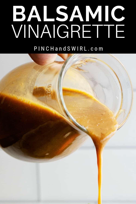 Ein einfaches, cremiges und leckeres Rezept für honigsüße Balsamico-Vinaigrette – …   – Salad Recipes
