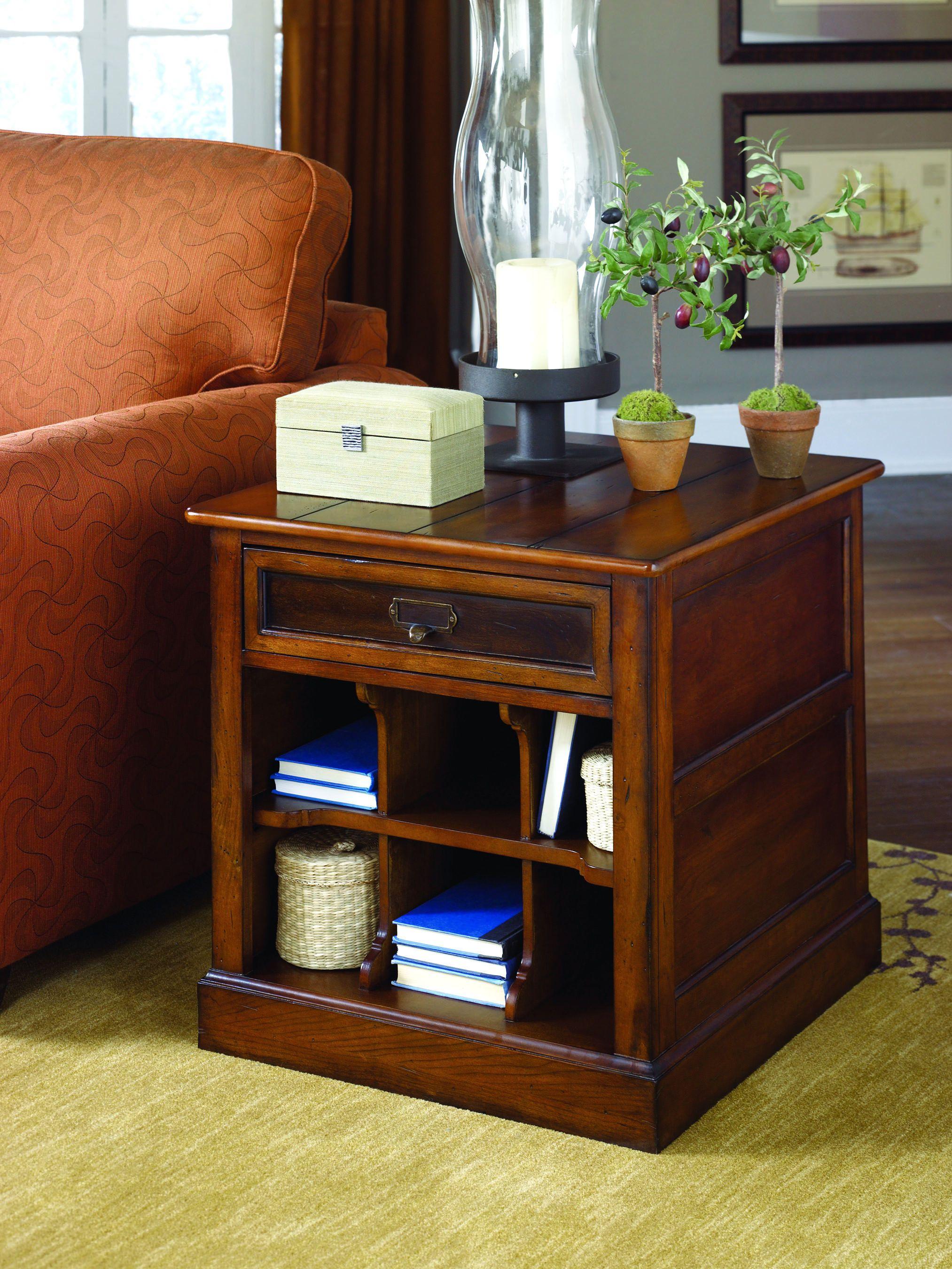 Rectangular Storage End Table -Kd 050-916 | Living room ...
