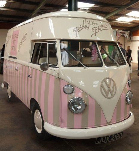 Attirant Florence My 1966 VW Ice Cream Camper At Dubfreeze 2013 Vintage Ice Cream  Van Hire U0026