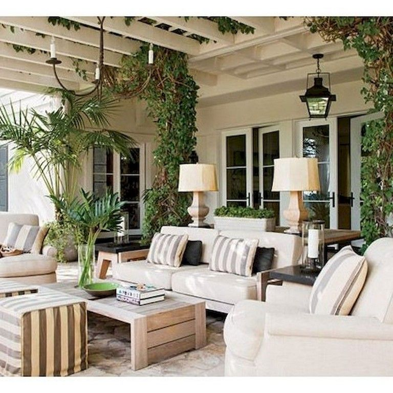 83+ Stunning Stylish Outdoor Living Room Ideas To Expand ... on Patio Living Room Set id=53625