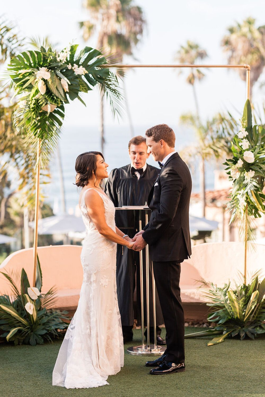 Steph Jeff S Tropical Modern La Jolla Wedding Aldous Photo In 2020 San Diego Wedding Venues Wedding Videos Wedding Film