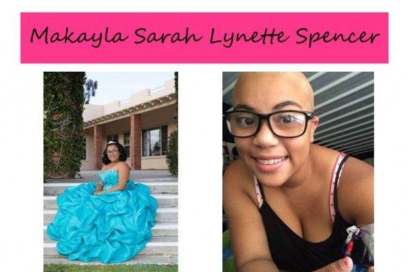 Makaylah Spencer Fund by Maria Envyme Barrientos ...