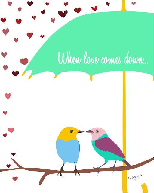 Cuando llega el amor...