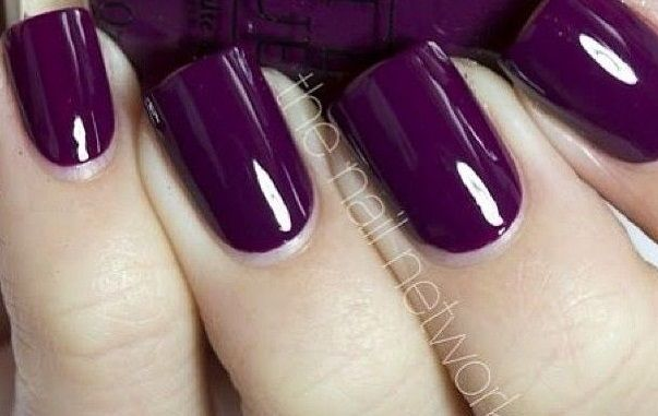 Can You Paint Over Acrylic Nails Acrylic Nails Guide Nails Purple Nails Manicure