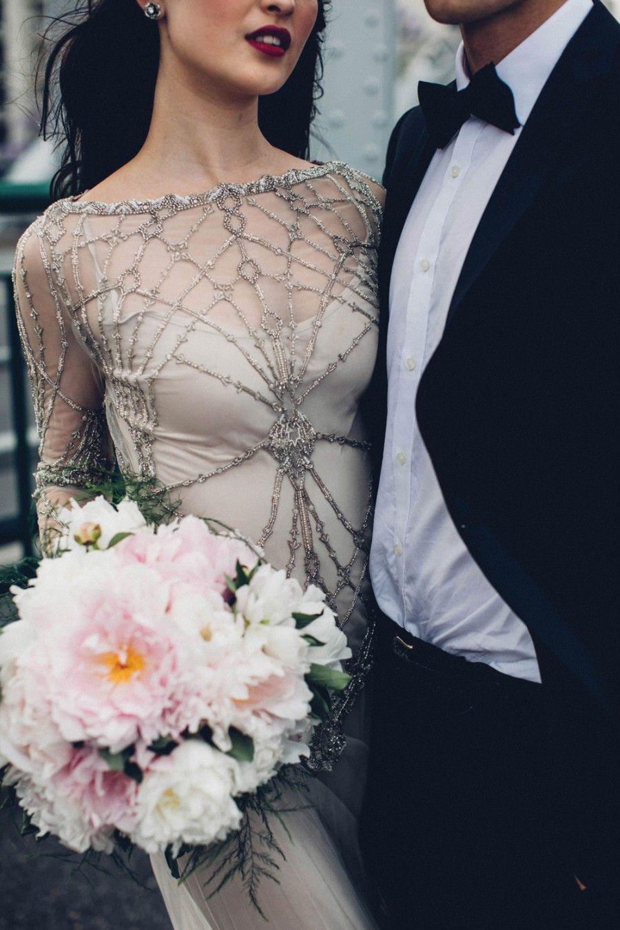 Urban Bridal Editorial by White Ash Photography Bridal