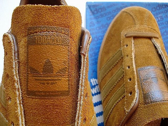 Vintage 1980s adidas Tobacco in 2020 | Sneakers fashion