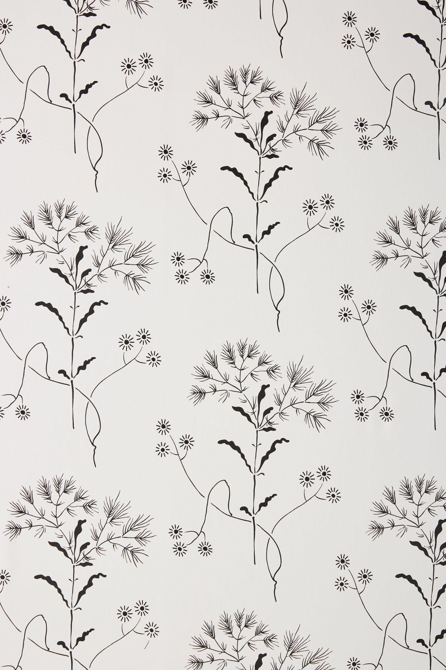 Magnolia Home Wildflower Wallpaper In 2019 Wallpaper Magnolia