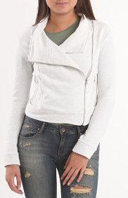 Oversized Collar Fleece