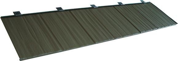 Best Arrowline Shake Metal Wood Shake Roofing Metal Shake 400 x 300
