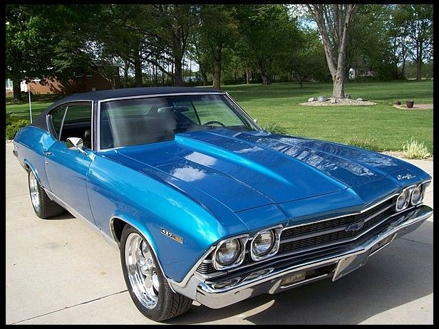 1969 Chevrolet Malibu Coupe 468 600 Hp 4 Speed Chevrolet Malibu Muscle Cars Fancy Cars