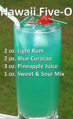 (fun drinks alcohol