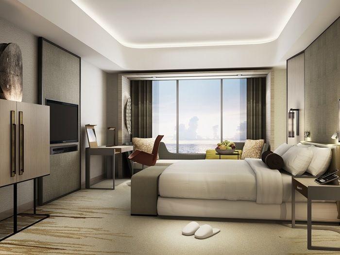 Conrad Debuts Smart Luxury In The Philippines With Conrad Manila Hotel Room Design Luxurious Bedrooms Hotel Interiors