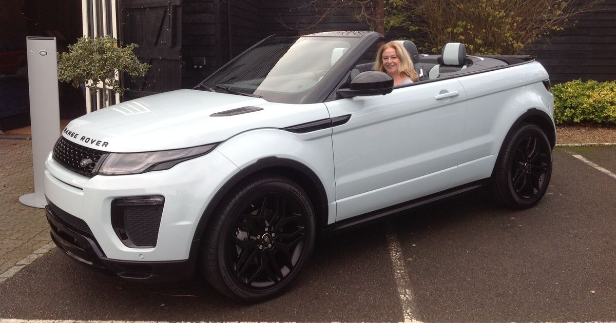 Range Rover's pioneering Evoque convertible – is it for you?