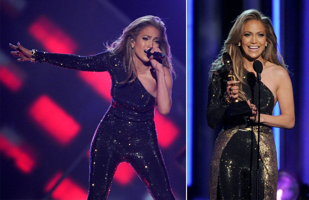 Shakira, Jennifer López, Ricky Martin... sabor latino en los premios Billboard