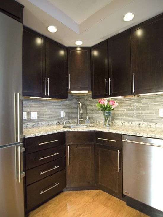 Kitchen Corner Sink Kitchen Remodel Small Kitchen Design Small Kitchen Sink Design