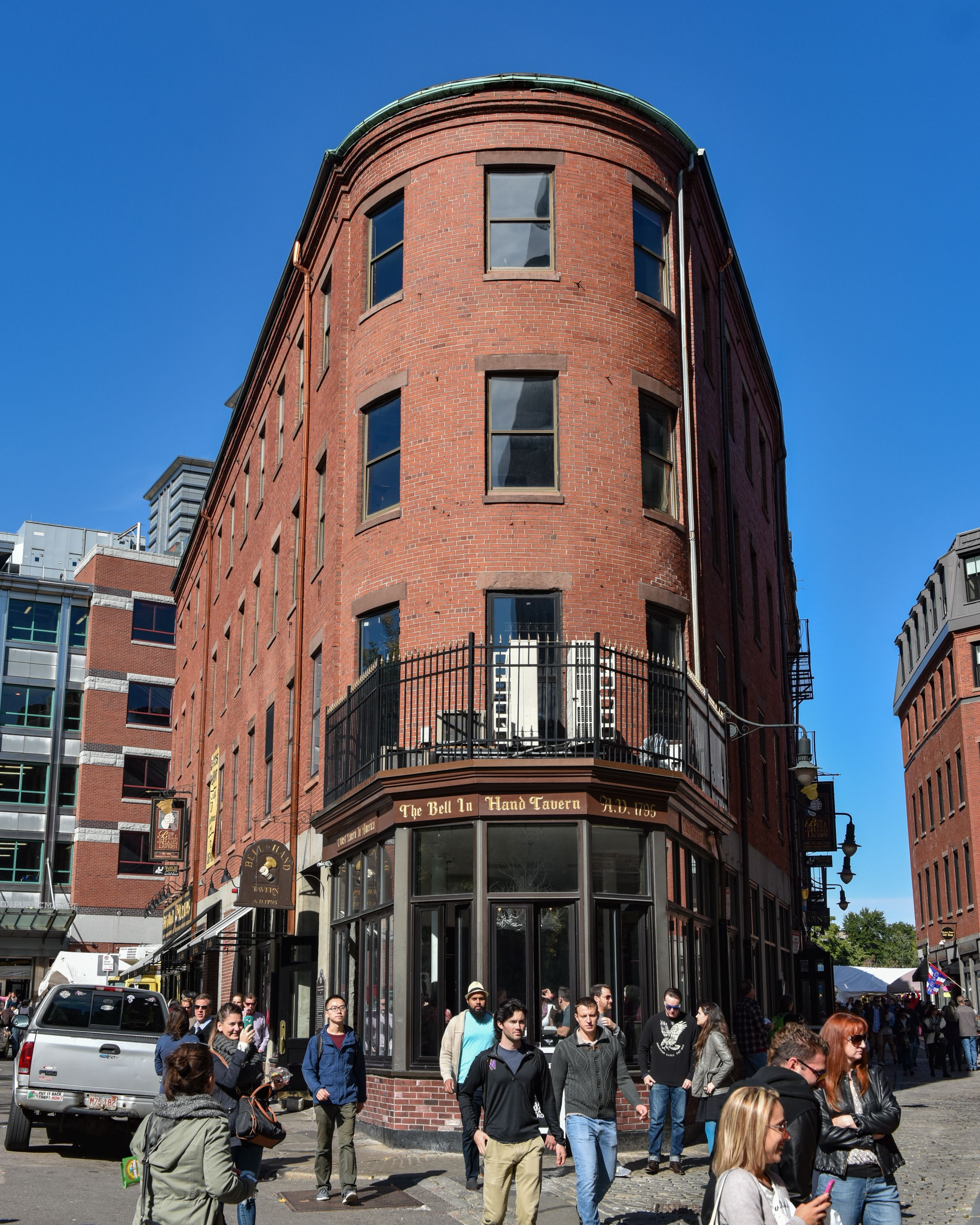 Bellinhand tavern boston like our page to start each