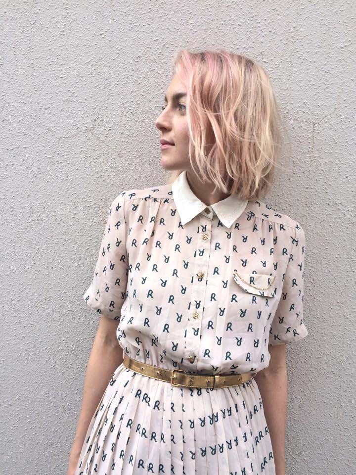 Pink bob hair | Pupulandia