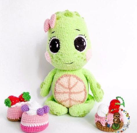 Amigurumi Turtle Free Pattern