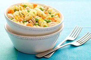 Cheesy Tuna Noodle Skillet
