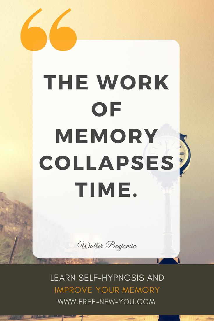 How To Retrieve Memories With Self Hypnosis Free New You Com Hypnosis Self Memories