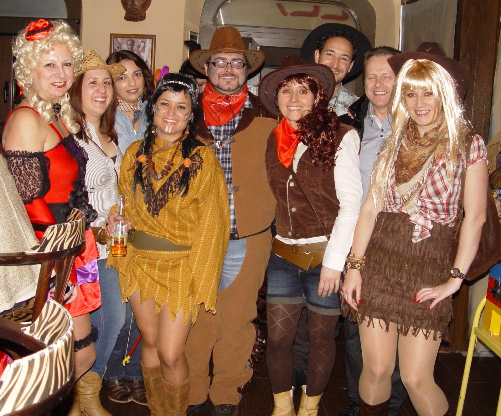 disfraz carnaval costume halloween party wildwest cowboy - Wild Halloween Party