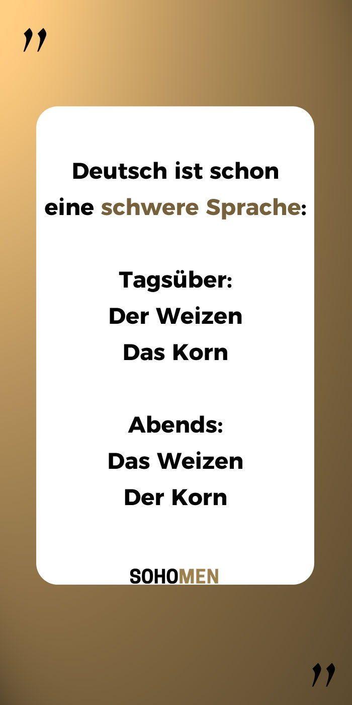 Funny sayings German i  Lustige Sprüche