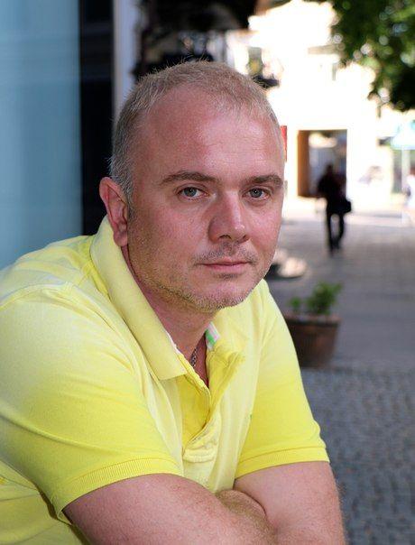 Алексей Гладыш,Лидер и друг.