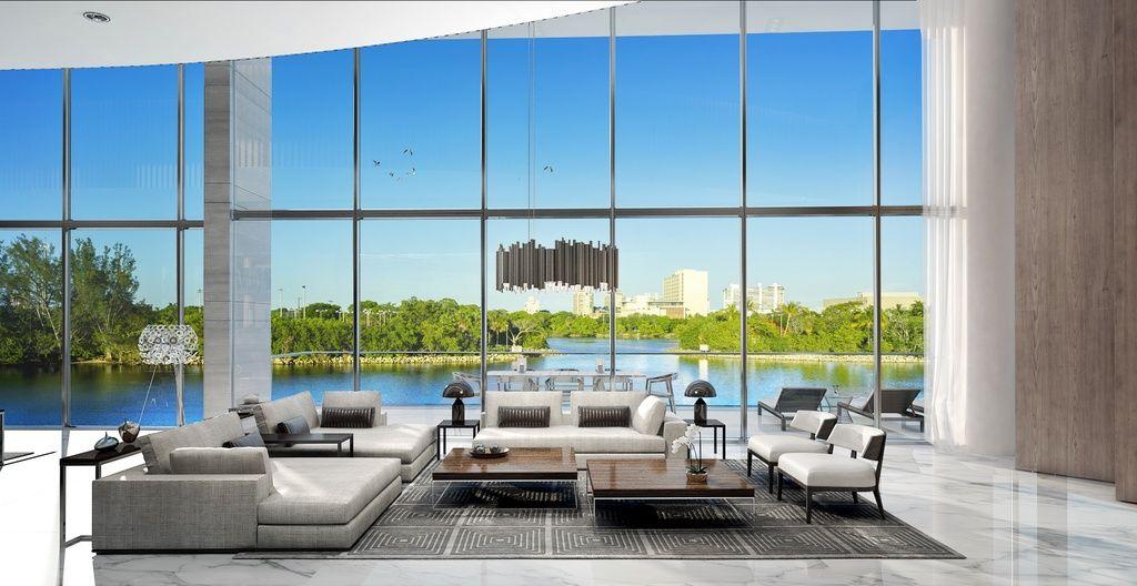 Great Modern Living Room South Florida Real Estate Florida Real Estate Outdoor Furniture Sets