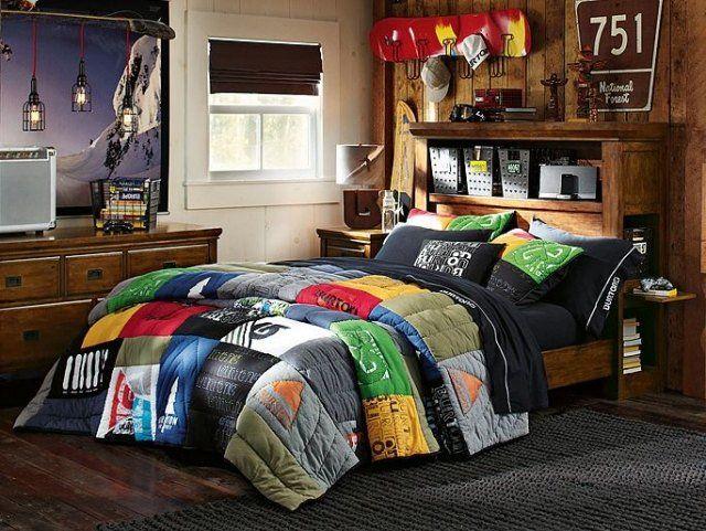 82 id es am nagement chambre ado gar on l am ricaine couture pinterest amenagement. Black Bedroom Furniture Sets. Home Design Ideas