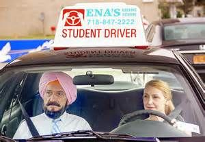 2015 MOVIE: LEARNING TO DRIVE ***1/2  Wendy (Patricia Clarkson) forges an unexpected friendship with a Sikh driving instructor, Darwan (Ben Kingsley) following her divorce. The unlikely pair learn lessons about life from each other during the driving lessons. Darwan shows Wendy how to get on with her life without fear; she teaches him how to open up to the bride he has wed in an arranged marriage. Humorous and dramatic this movie is based on a true story.