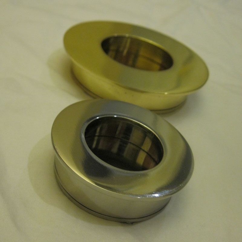 Solid Brass Circle Flush Pull Is Excellent Quality Door Handle For Sliding  Doors, Pockets Door, Cabinet Drawers Or Anywhere You Need A Nice Flush Pull.