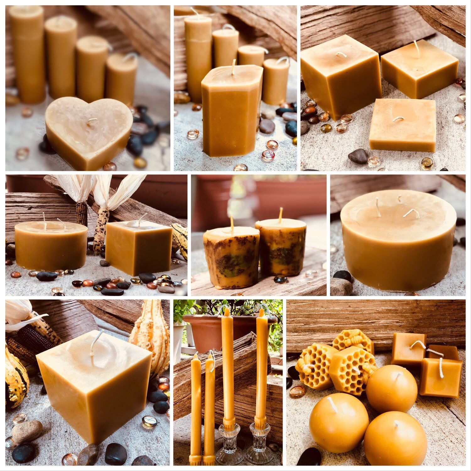 100 Pure Beeswax Heart Shaped Candle Large 4 Heart Etsy In 2020 Pure Beeswax Candles Beeswax Candles 100 Pure Beeswax Candles