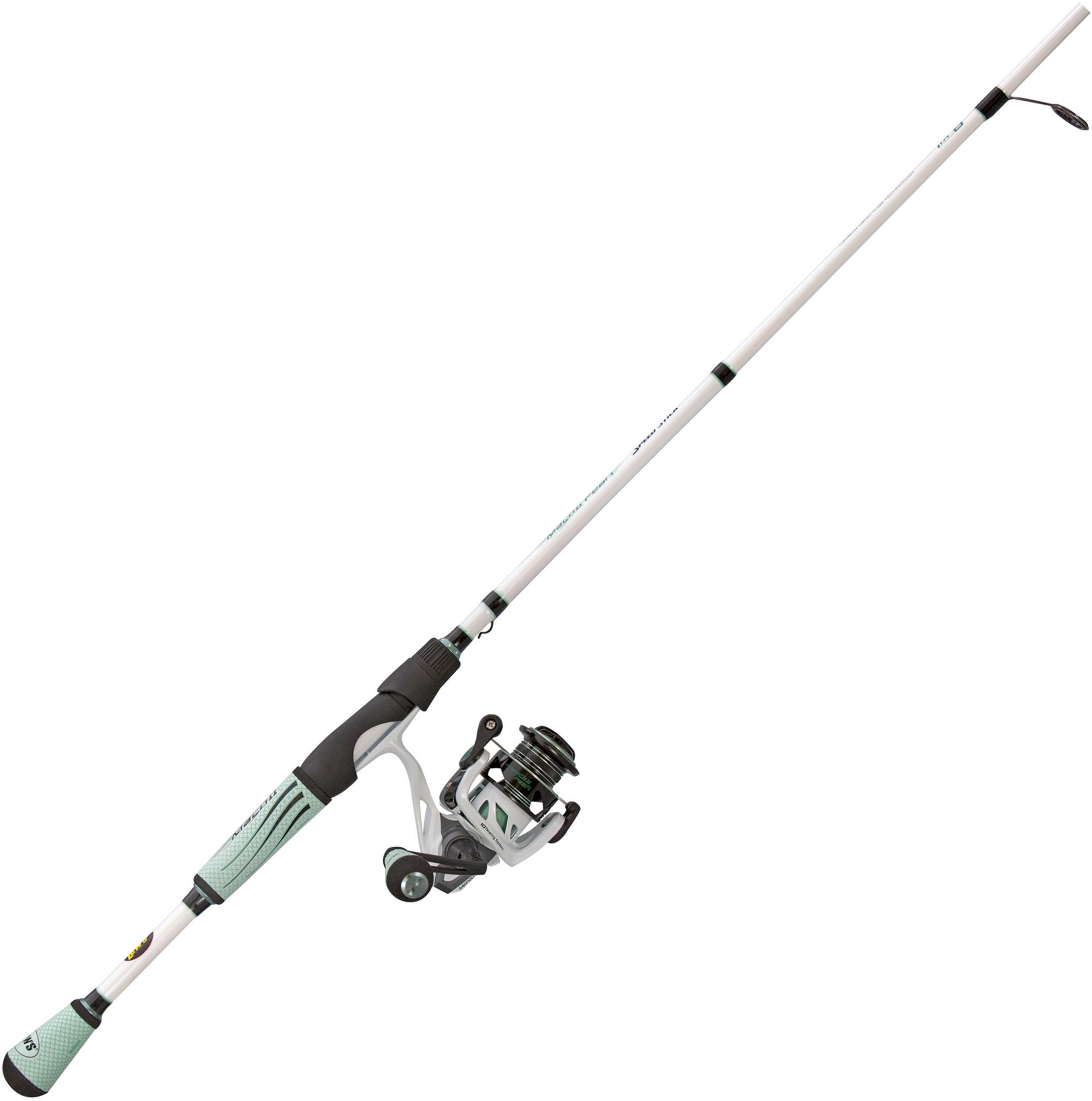 Lew's Mach II Pearl Speed Spin Spinning Combo   Products in
