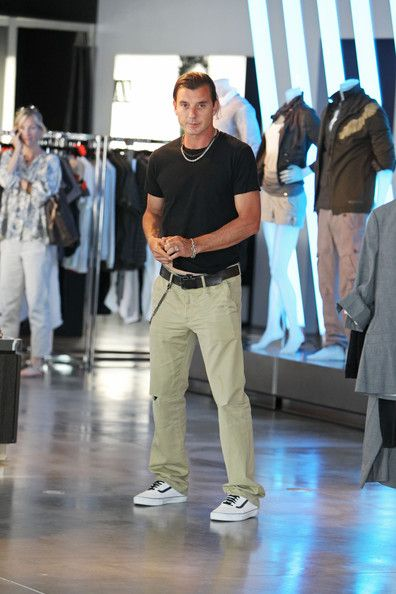 Khaki-pants-shirt | Men's Fashion | Pinterest