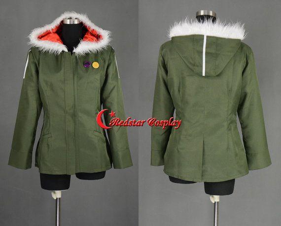 Noragami Yukine Cosplay Jacket Winter Coat by RedstarCosplay
