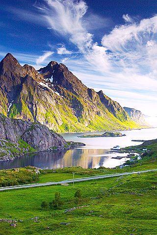 ✯ Nordic Landscape