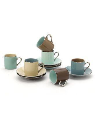 Amazon.com: Yedi Houseware Classic Coffee and Tea Birch Espresso ...