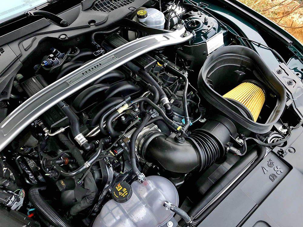 2018 2019 Ford Mustang Bullitt Engine Mustang Bullitt Ford