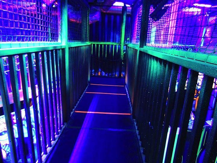 laser tag arena google search laser game pinterest. Black Bedroom Furniture Sets. Home Design Ideas