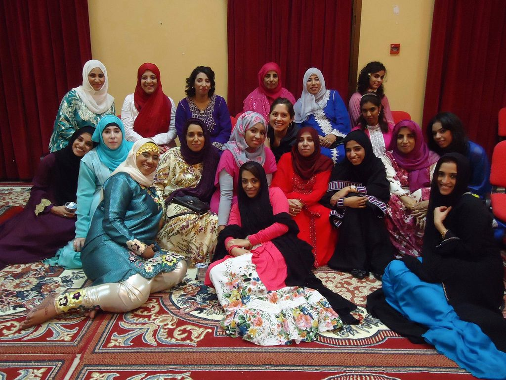 Omani Wedding. photo: University of Denver | Oman