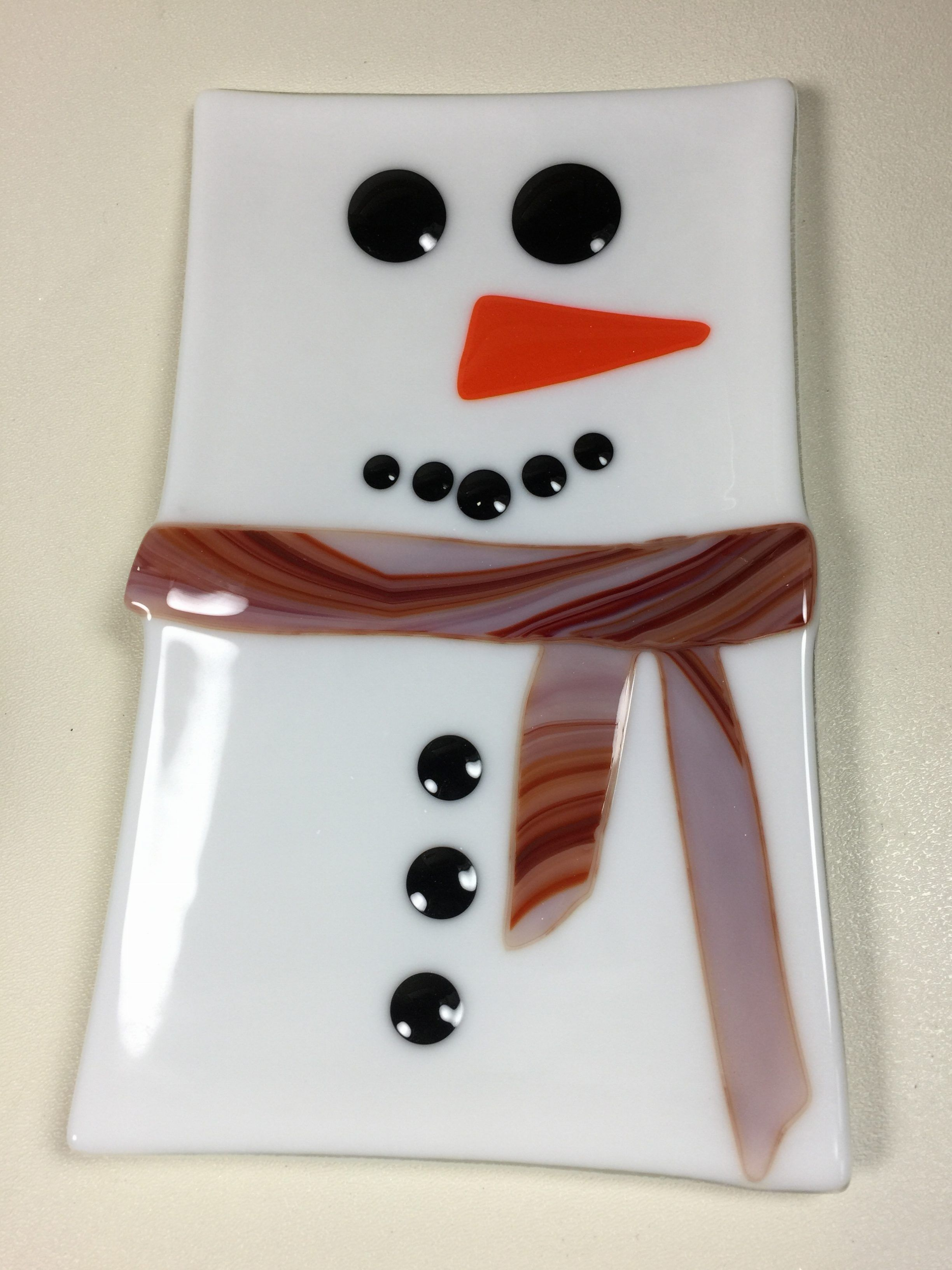 Christmas In July Ideas Pinterest.Christmas In July Snowmen Elegant Fused Glass By Karen