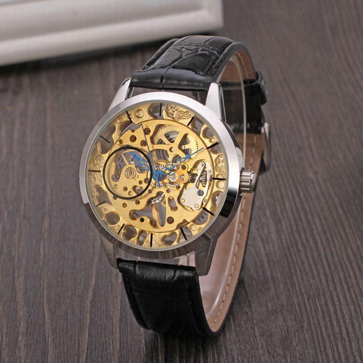 luxury winner skeleton mechanical gents branded watches for men on luxury winner skeleton mechanical gents branded watches for men on forsining watch company limited