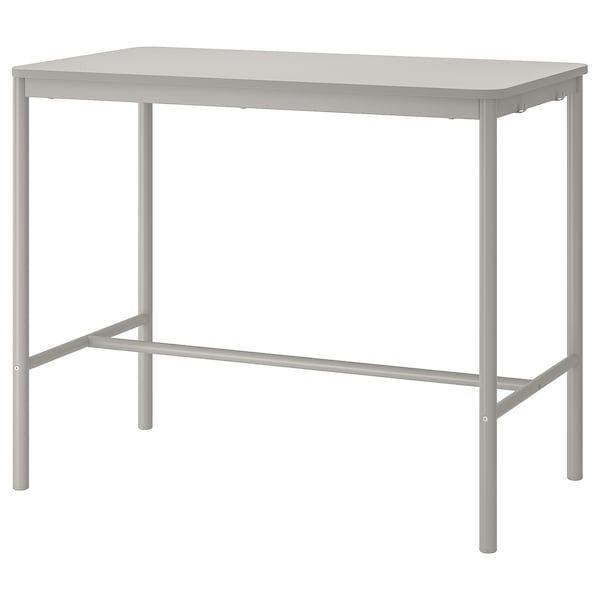 Tommaryd Table Light Grey 130x70 105 Cm Em 2020 Ikea Produtos Ikea Moveis Ikea