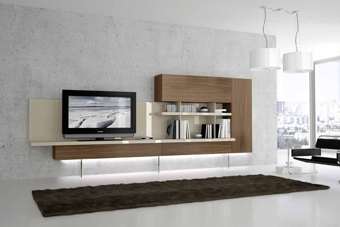 Salones minimalistas10 muebles de tv pinterest minimalistas entrar y jardines - Muebles para tv minimalistas ...