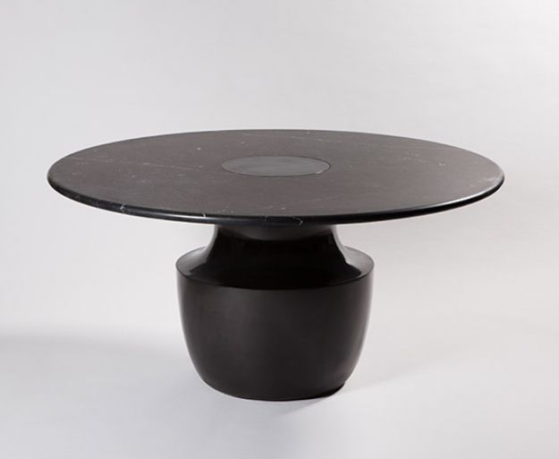 Eric Schmitt Table A Manger Ronde Idee Bricolage Bois Mobilier Chinois