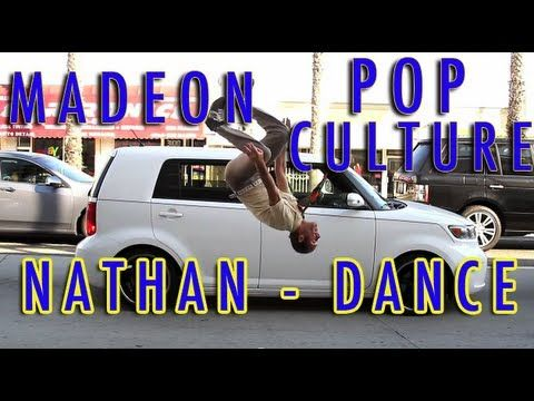 Love the editing and the dance is great, too. Madeon - Pop Culture (Dance Video)