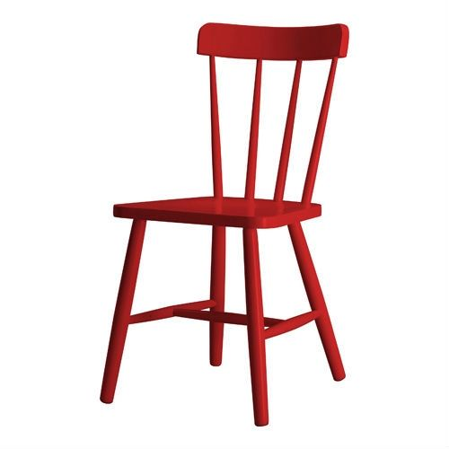 Red Dining Chairs Chair Ikea