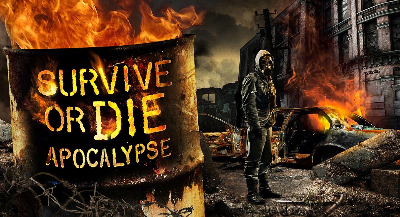 Halloween Horror Nights Survive or Die