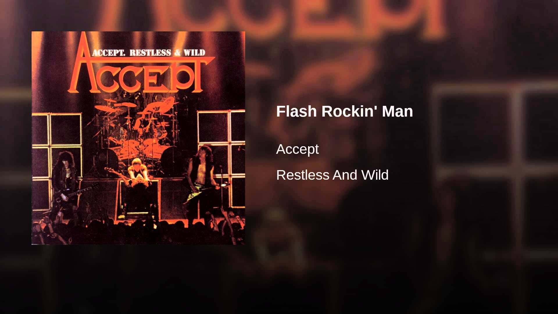 Flash Rockin' Man | bands | Music, Your head, Movie posters